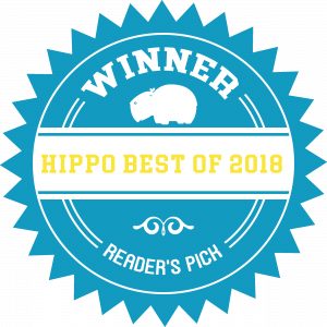 Hippo Press Best Of NH New Hampshire Winner Award Best Tattoo Shop 2018